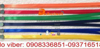in dây huy chương không hạn chế màu -in nhanh lấy gấp dây đeo huy chương, dây huy chương, in nhiệt không hạn chế màu ,size 2.5cm #daydeohuychuong #daydeothe.com