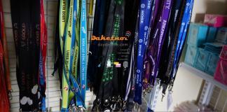 sản xuất dây đeo thẻ đại học tôn đức thắng
