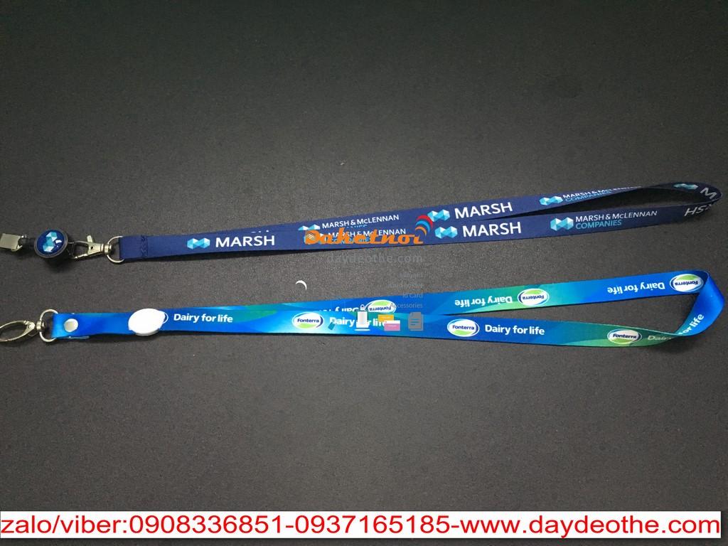 dây đeo thẻ vasco fonterra marsh