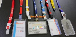 Dây đeo thẻ Thái Lan thiết kế theo yêu cầu .Nhận đơn hàng tối thiểu 500 bộ trở lên