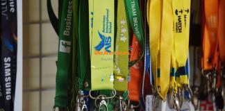 dây đeo thẻ sinh viên đại học thái bình dương