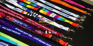 Sản xuất dây đeo thẻ nhân viên văn phòng cá tính đặc sắc