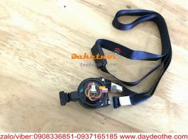 yoyo tai thỏ móc nhựa không ảnh hưởng kim loại dây đeo thẻ hàn quốc hanwa
