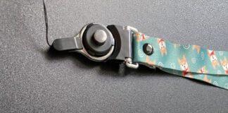 dây móc khóa- dây đeo điện thoại thú cưng